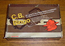 Vintage 1977 Never Used Idea Factory Game - Cb Bingo