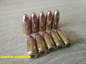 9mm snap caps set - 10 pieces