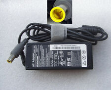 Genuine Lenovo mains Adapter Charger 65W X201i X201s X220 AC Power supply PSU