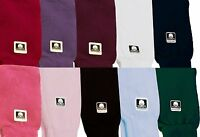 "Dance & Fashion All Cotton Leg Warmers 12"" 10 Colors NEW"