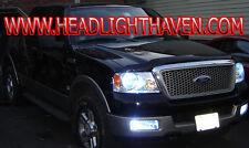 LED HEADLIGHT H13/9008 FORD F150 F250 F350 2007 2008 2009 2010 2011 2012 2013 14