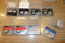 8 DC 2120  BASF Fujifilm Olivetti  Mini Data Cassetten 120 MB >Formartiert >leer