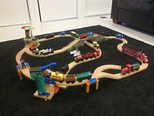 Thomas The Tank Engine Wooden Train set All wooden Trains,Track & Accessories