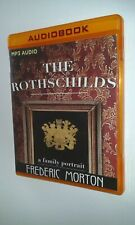 THE ROTHSCHILDS A FAMILY PORTRAIT FREDERIC MORTON MP3 AUDIOBOOK