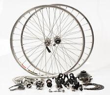 Vintage Shimano Deore XT Bicycle Groupset 3x7 Speed Rare Bike Group Set