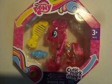 MON PETIT PONEY CUTIE MARK MAGIC PINKIE PIE  8 CM  NEUF LITTLE PONY REF B0735