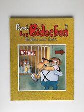 LES BIDOCHON LES FOUS SONT LACHES 9 / BINET / BD 1988 / FRANCE LOISIRS