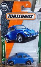 1/64 Matchbox '62 Volkswagen Beetle