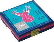 Elk Master 13mm Pool Cue Tip Full Box of 50 Tips