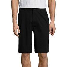 St. John's Bay Men's/teen boys uniform Comfort Stretch Chino Short size 32