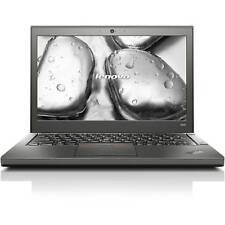 Lenovo ThinkPad X240,intel Core i5-4300U, 2.1GHz, 4GB, 500GB, WiFi, Windows 10