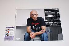 ELECTRONIC DJ MOBY SIGNED 11X14 INCH PHOTO JSA COA #P75564 EXTREME WAYS