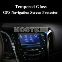 8-Inch Car Navigation Screen Protector Film 1pcs for Cadillac SRX 2013-2015