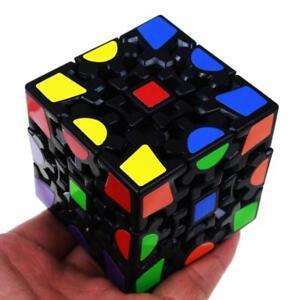 2019 Magic Cube Irregular Gear Cube Twist Puzzle Game Intelligence Training Toys