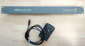 Blackmagic Design Atem Television Studio 6 Channel HD Production Switcher
