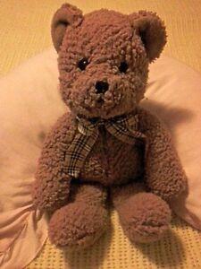 TEDDY BEAR 45 CM SOFT PLUSH TOY STUFFED ANIMAL BY COMMONWEALTH TOY & NOVELTY CO