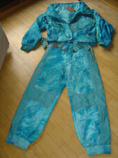 Original Emmegi Skianzug Schneeanzug Kombination 2teilig Jacke/Hose Gr. M / 38