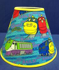 Chuggington Train Lampshade Handmade Lamp Shade