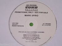Mark Spiro - (how can you love) In Stereo - 1985 Curb Maxi 12""
