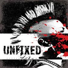 "UNFIXED ""Battleside"" CD (March 2014) d-beat crust punk london meinhof NNNW"