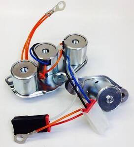 Isuzu JR403E 4 Speed Automatic Transmission Solenoid Set 24 Volt
