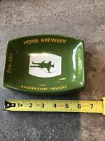 Vintage Ceramic Ashtray Robin Hood Fine Ales Beer Wade England