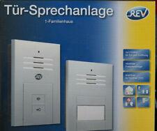 REV Tür- Sprechanlage für 1- Familienhaus