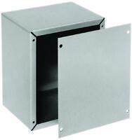 """Vintage Aluminum Bud Radio Inc Project MiniBox CU-302-A New 4/"""" x 2.12/"""" x 1.62/"""""""