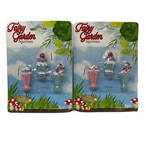1:6 Play Scale Dollhouse Miniature Ice Cream Float Sundaes Doll Food NRFP