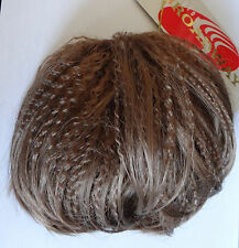 SAM SUNG IMEX#27 honey blonde wavy&straight mix Pony Tail Clip in hair extension