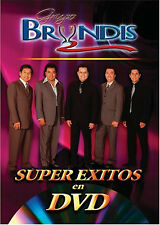 "GRUPO BRYNDIS   ""10 Videos Musicales"" - NEW SEALED DVD * ""Super Exitos en DVD"""