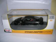 Maisto Audi R8 GT noir mat noir Premiere édition, 1:18 Art. 36190