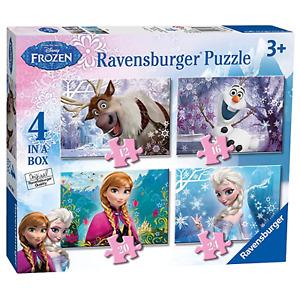 Ravensburger Disney Frozen - Jigsaw Puzzles for Kids