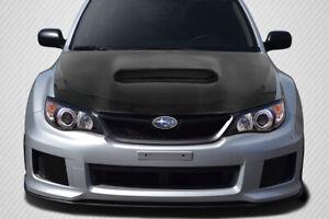 08-11 Subaru Impreza STI Carbon Fiber Creations Body Kit- Hood!!! 113011