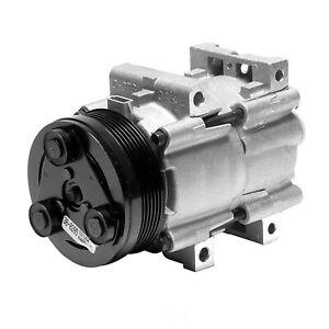 A/C  Compressor And Clutch- New   DENSO   471-8125