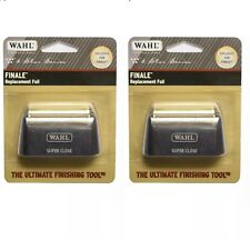 2 X WAHL Finale Replacement Gold Foil Ultimate Finishing Barber / SAME DAY POST