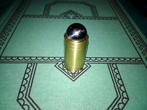 New Improved Locking Brass Ball & Tube Effect