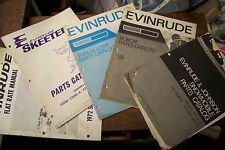 5 johnson evinrude snomobile Shop parts Manuals 1 is a flat rate