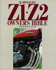 [BOOK] Kawasaki Z1 Z2 OWNER'S BIBLE 900 Z750RS Maintenance Parts catalog Japan