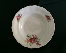 Nouveau Blanc Pur ronde incliné Footed Salade Pâtes Bol Serving Bowl 20 cm PORCELAINE