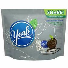 York Dark Chocolate Candy Peppermint Patties, Miniatures