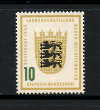 (Ref-6780) Germany 1955 10pf Baden Wurttemberg  SG.1139 Mint (MNH) SG.Cat:£8.25