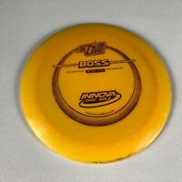 Starlite Boss Distance Driver Innova Speed 13 Glide 5 Turn -1 Fade 3 Disc Golf