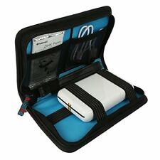 Hard Carrying Case Bag for Polaroid ZIP Mobile Printer Travel w/ ZINK Zero Ink