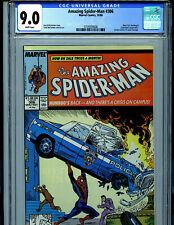 Amazing Spiderman #306 CGC 9.0  Todd McFarlane Marvel 1989 K22