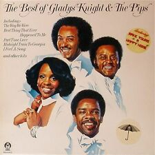 GLADYS KNIGHT & THE PIPS 'THE BEST OF' UK LP