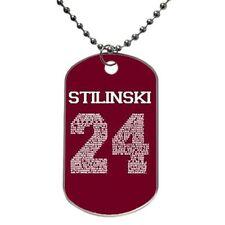 Teen Wolf Stilinski 24 design personlized style dog tag, Dog Tag