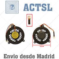 VENTILADOR para portátil ASUS A8 (3 Pin) Kfb0505hha Gc055510vh-A Cpu Fan NUEVO