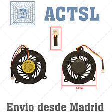 VENTILADOR ASUS A8 (3 Pin) Fan Kfb0505hha Cpu Fan