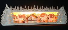 3D-Schwibbogen-Erhöhung / Sockel 63cm Weihnachtsmarkt  Erzgebirge Lichterbogen